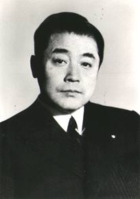 Picture of The 16th Governor : Viscount Keizo Shibusawa
