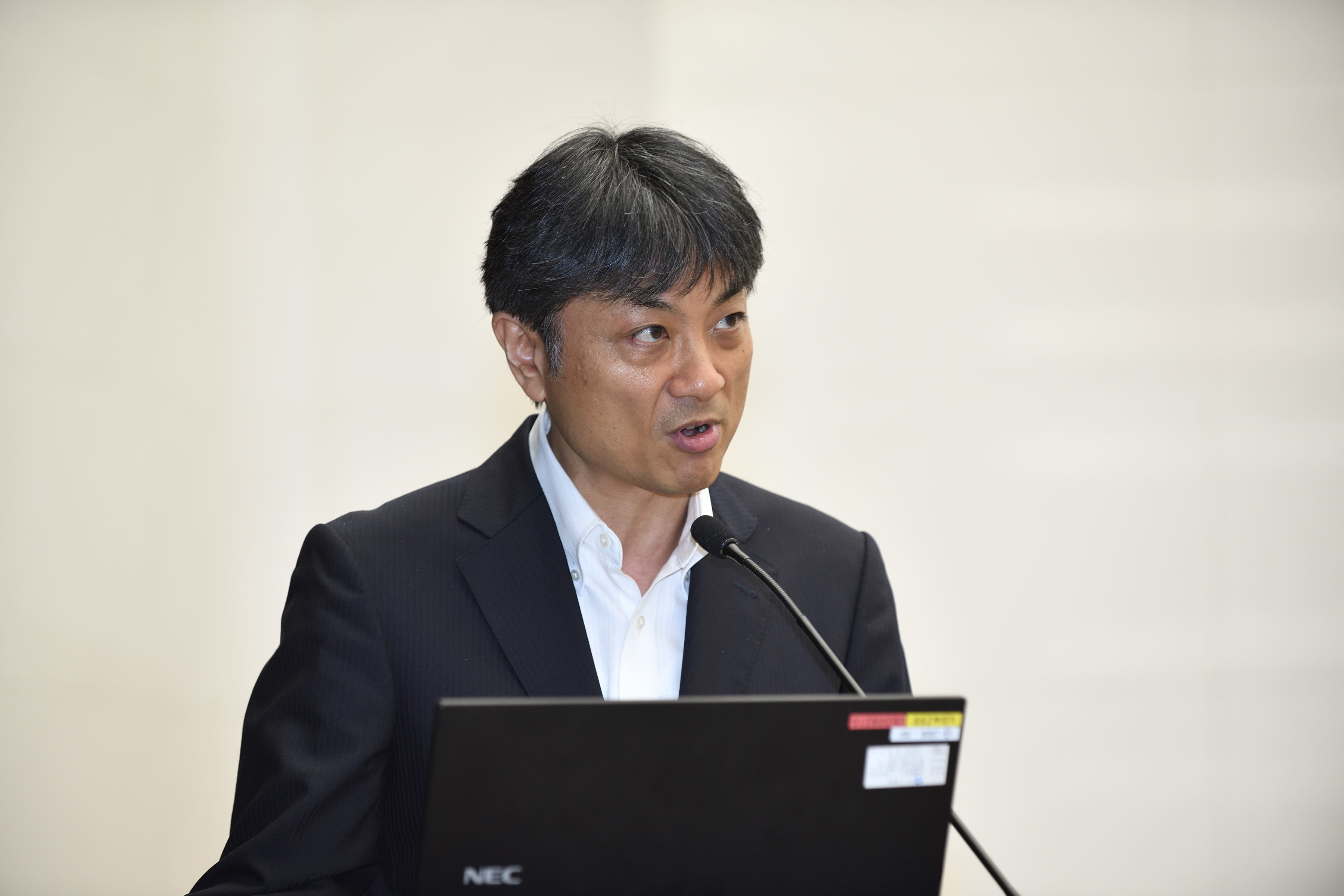 Picture: Seiichi Shimizu, Director-General of the Financial Markets Department, Bank of Japan