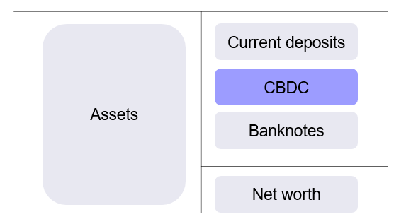 Bank of Japan's balance sheet (image).The details are shown in the main text.